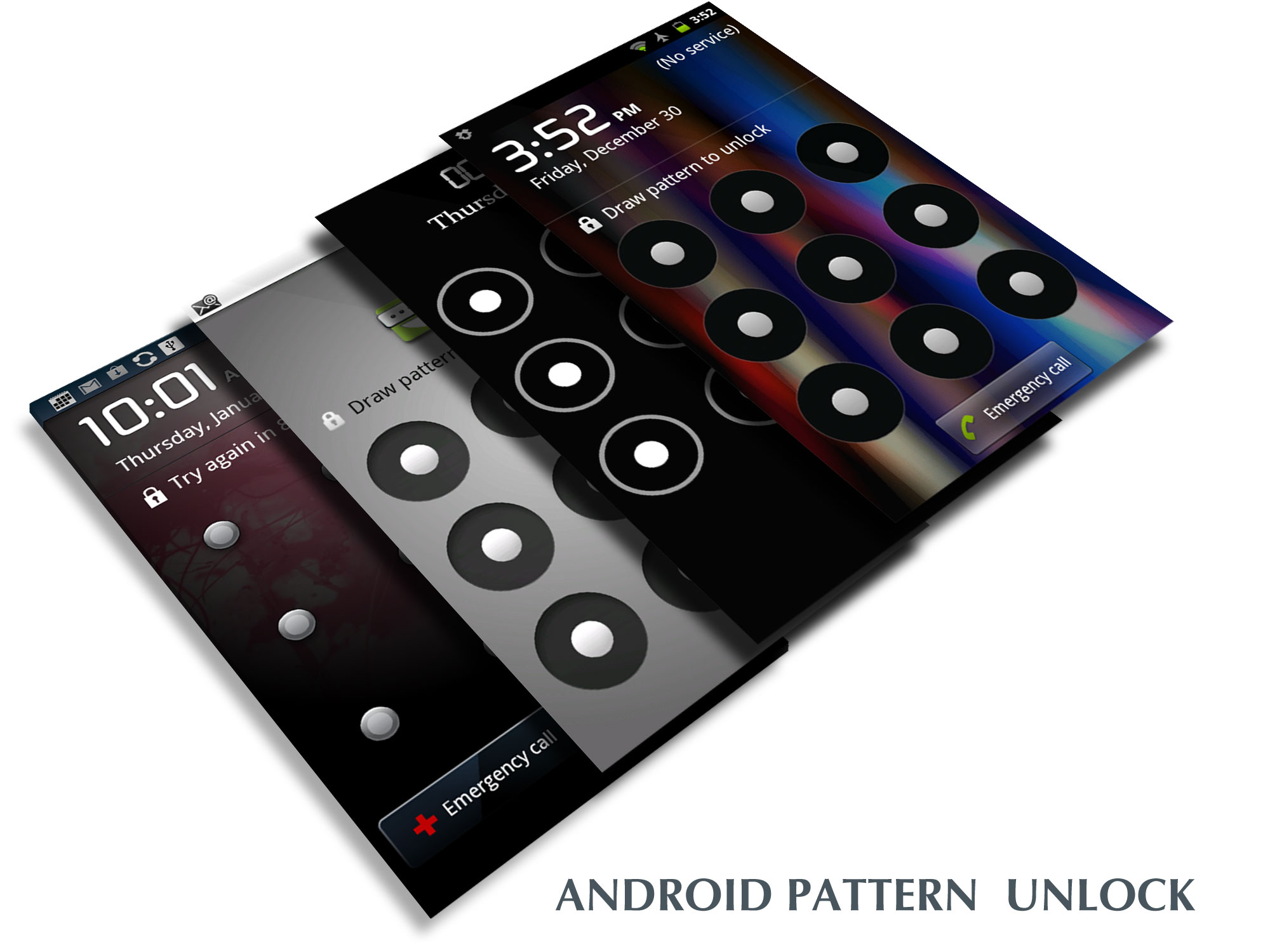 Unlocking android pattern screen lock – Complete Guide | HDB Team